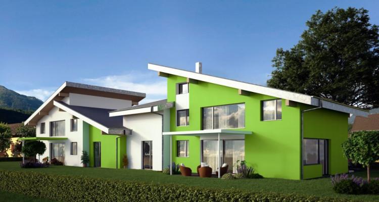 C-Immo vous propose une superbe villa jumelée à Massongex image 2