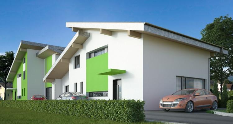 C-Immo vous propose une superbe villa jumelée à Massongex image 3