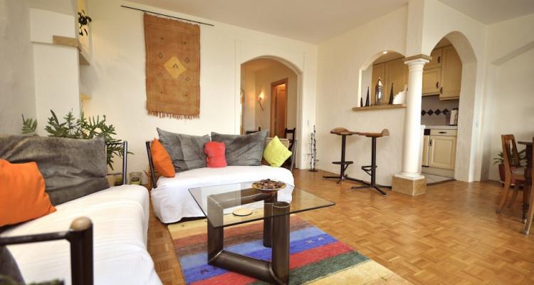 Appartement traversant de 4,5 pièces avec balcon et vue sur les Alpes image 3