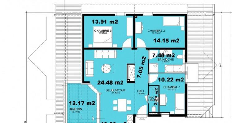 FOTI IMMO - Appartement en attique de 4,5 pièces. image 7