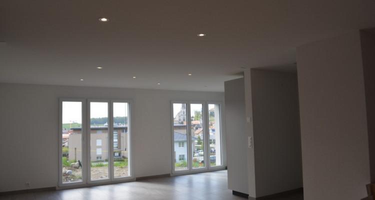 Magnifiques duplex 4,5p // 3 chambres // 3 SDB // Balcon image 2