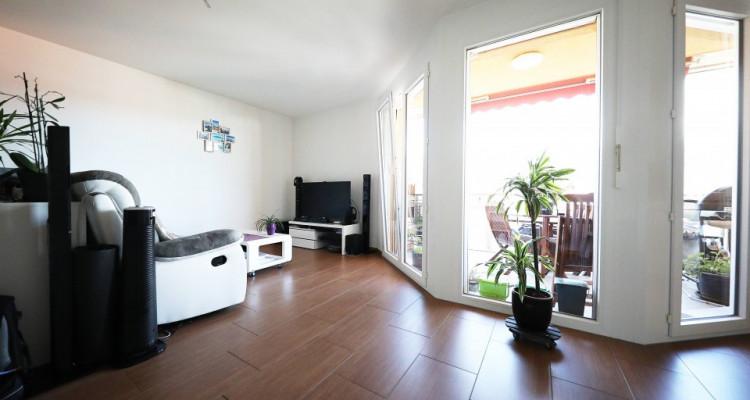 Superbe duplex 3,5p / 2 chambres / 2 SDB / Balcon / LOYER DEC. OFFERT ! image 2