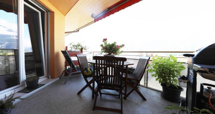 Superbe duplex 3,5p / 2 chambres / 2 SDB / Balcon / LOYER DEC. OFFERT ! image 3