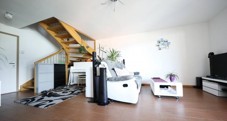 Superbe duplex 3,5p / 2 chambres / 2 SDB / Balcon / LOYER DEC. OFFERT ! image 4