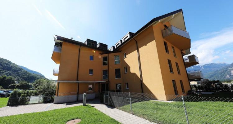 Superbe duplex 3,5p / 2 chambres / 2 SDB / Balcon / LOYER DEC. OFFERT ! image 10