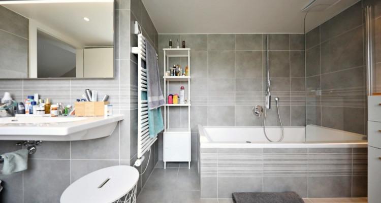 Superbe villa mitoyenne de 6,5p / 4 CH / 2SDB - Jardin - Vue lac image 6