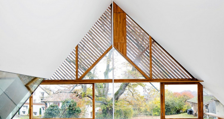 Magnifique villa architecte 4,5 p / 3 chambres / 2 SDB / jardin image 2