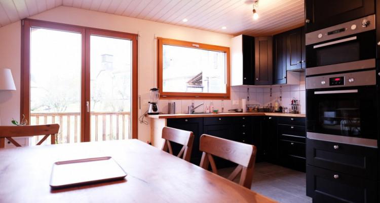 Magnifique 4,5p // 3 chambres // Balcon - Vue superbe lac montagnes image 1