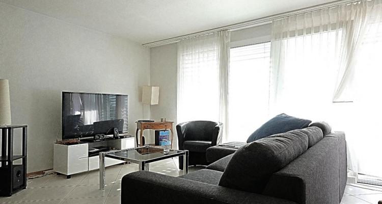 POUR 6 mois / Superbe duplex meublé 2.5 p / Balcon image 2