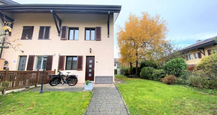 Belle maison jumelée de 6P à Bernex. image 1