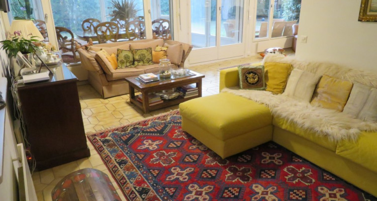 Tres belle et vaste villa sur grand parc au calme a Versoix image 4