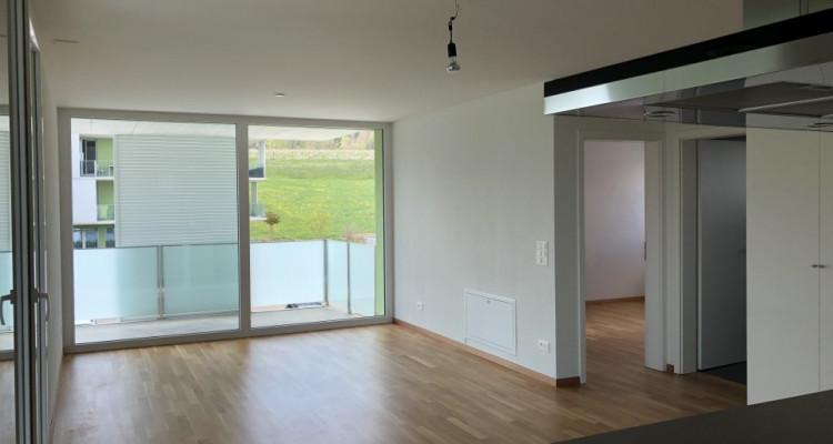 Très bel appartement de 3.5 pièces avec grand balcon à Romont/Lussy FR image 2