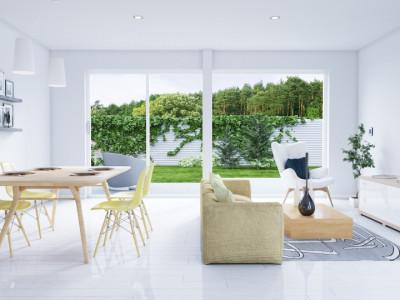 En cours de construction - Terrasse et jardin image 1