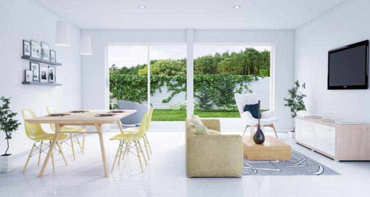 NEUF - Avec terrasse et jardin  image 2