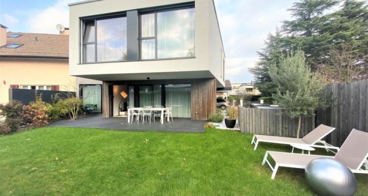 Belle maison moderne de 6 P à Plan Les Ouates. image 1