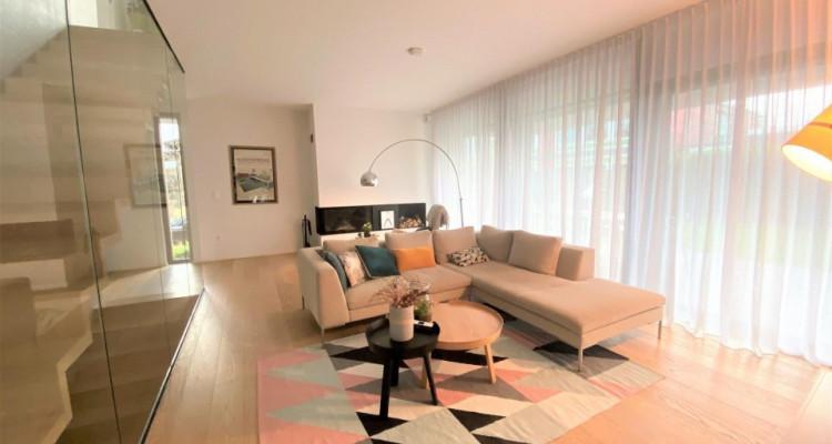 Belle maison moderne de 6 P à Plan Les Ouates. image 2