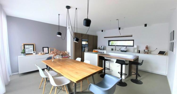 Belle maison moderne de 6 P à Plan Les Ouates. image 4