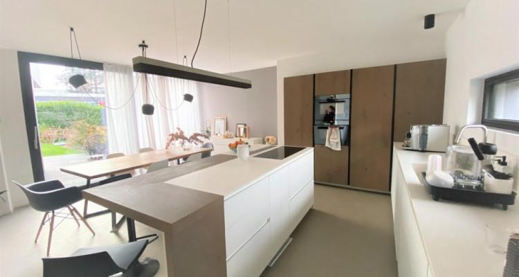 Belle maison moderne de 6 P à Plan Les Ouates. image 5