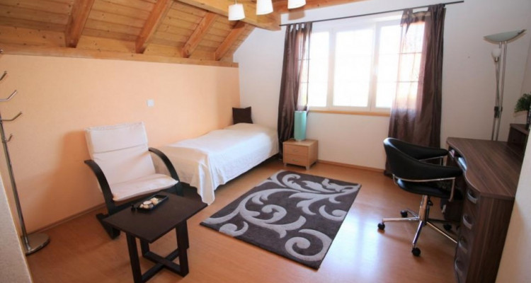 Volumineuse et spacieuse villa individuelle au centre du village image 6