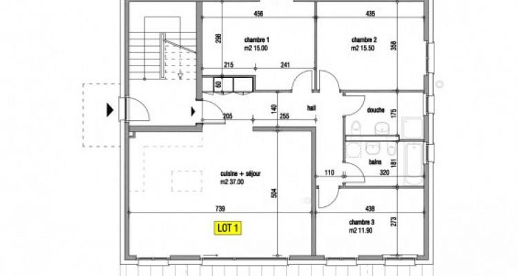 Appartements neufs avec balcon - 1er étage image 8