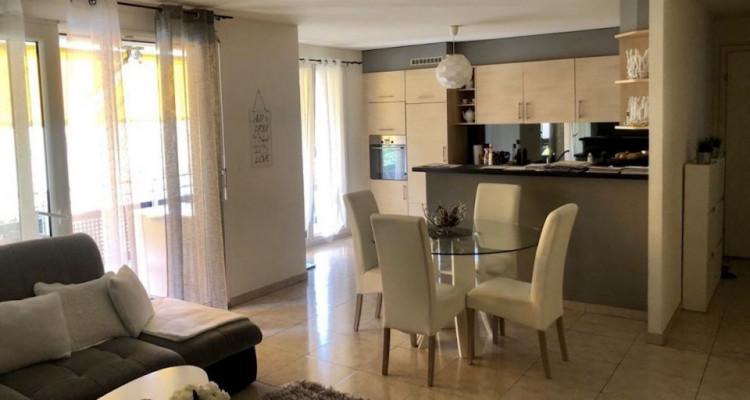 C-Service vous propose un appartement de 4.5 pces avec un joli balcon image 1