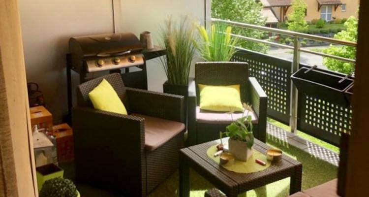 C-Service vous propose un appartement de 4.5 pces avec un joli balcon image 4