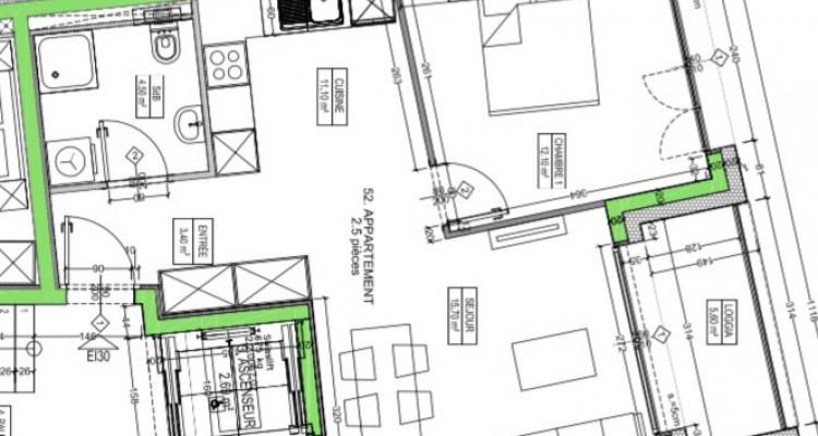 C-Service vous propose un appartement de standing de 2,5 pièces ! image 3