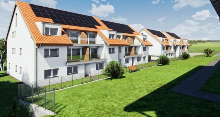 Spacieux appartement de 2.5 pièces au 2ème étage avec mezzanine et grand balcon image 3