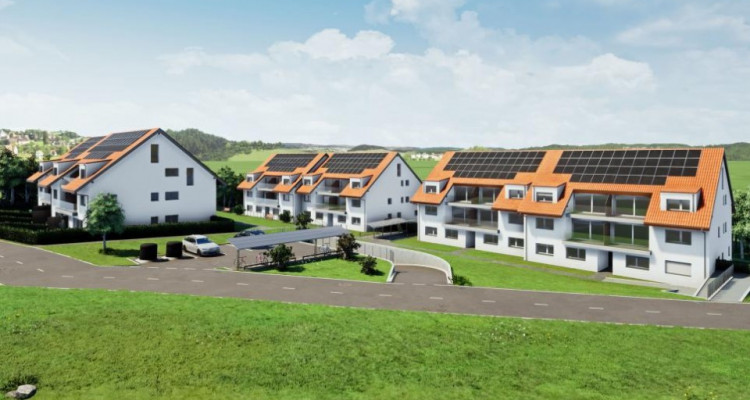 Spacieux appartement de 3.5 pièces au 1er étage avec grand balcon image 4
