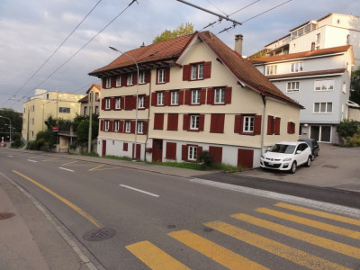 Charmantes Mehrfamilienhaus in St. Gallen - vollvermietet image 1
