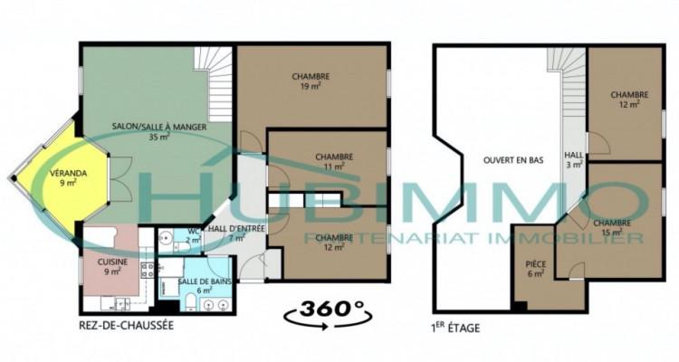 Grandcour – Lumineux duplex de135m2 image 1