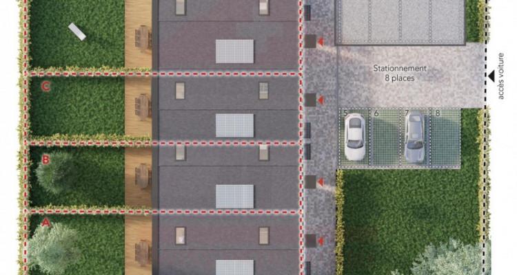 Projet  Les Villas du Port 4 Villas HPE de 6 pièces à deux pas du lac image 8
