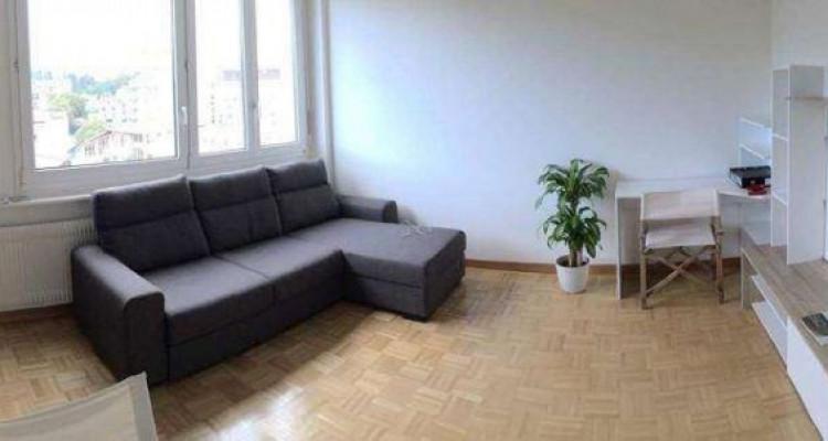 Bel appartement de 2 pièces situé à Carouge. image 1