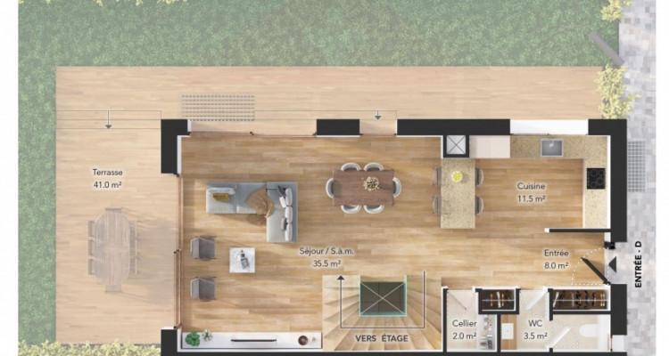 Projet  Les Villas du Port 4 Villas HPE de 6 pièces à deux pas du lac image 9