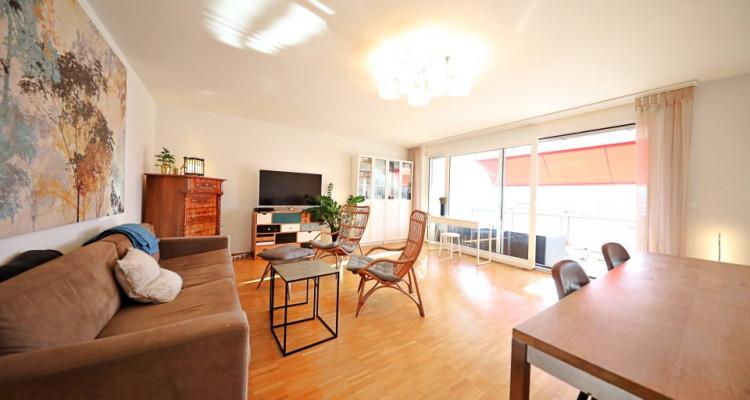 Magnifique appart 2,5 p / 2 chambres / 2 SDB / avec balcons image 1