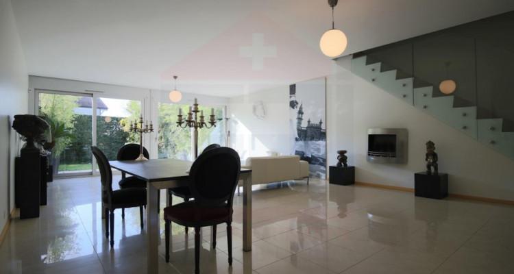 Magnifique appartement 6 pièces duplex avec jardin image 1