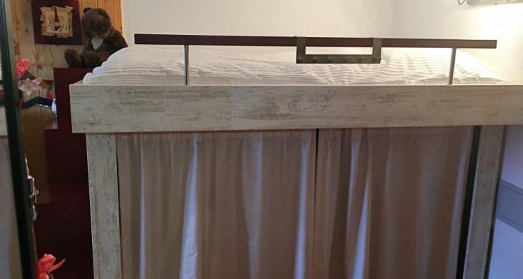 Magnifique appart meublé 2,5 p / 1 chambre / 1 SDB / balcon avec vue image 4