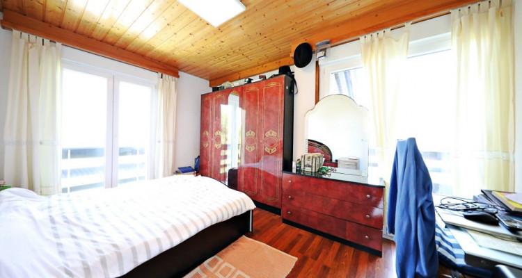 Visite 3D maison mitoyenne 5,5 p / 3 chambres / 2 SDB / avec jardin image 5