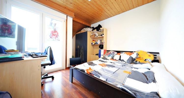 Visite 3D maison mitoyenne 5,5 p / 3 chambres / 2 SDB / avec jardin image 6