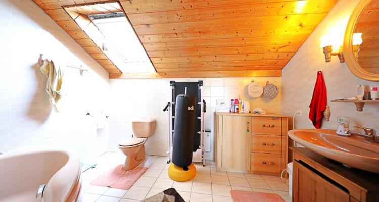 Visite 3D maison mitoyenne 5,5 p / 3 chambres / 2 SDB / avec jardin image 8