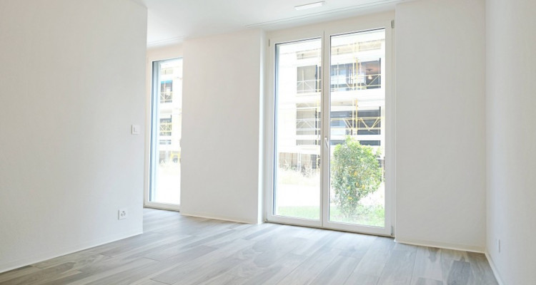 Visite 3D appart neuf 2,5 p / 1 chambre / 1 SDB / avec terrasse. image 4