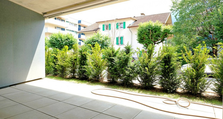 Visite 3D appart neuf 2,5 p / 1 chambre / 1 SDB / avec terrasse. image 6
