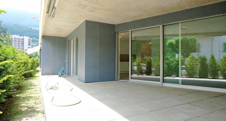 Visite 3D appart neuf 2,5 p / 1 chambre / 1 SDB / avec terrasse. image 7