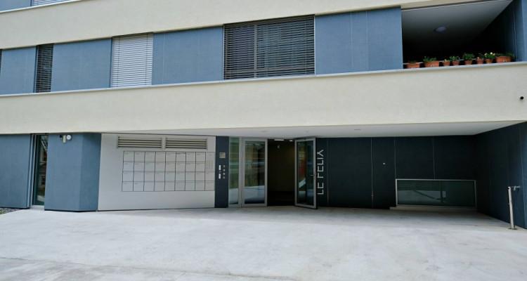 Visite 3D appart neuf 2,5 p / 1 chambre / 1 SDB / avec terrasse. image 9