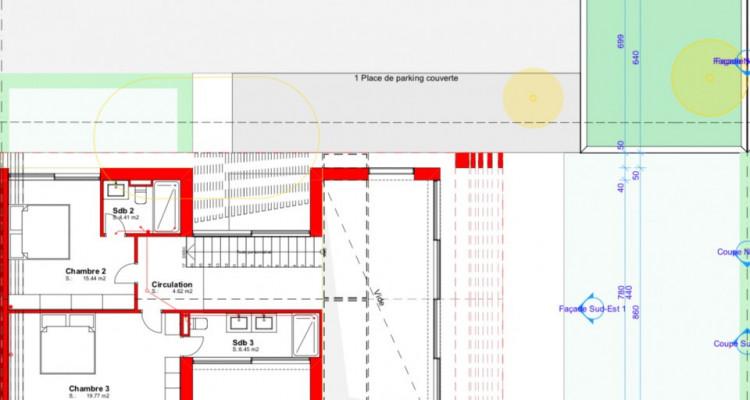Superbe villa mitoyenne sur plan à Mies ! image 6