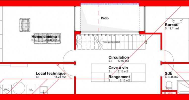 Superbe villa mitoyenne sur plan à Mies ! image 7