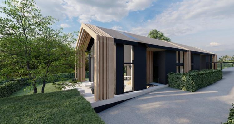 Superbe villa mitoyenne sur plan à Mies ! image 1