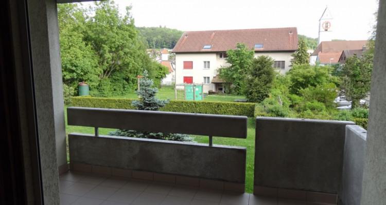 Sonnige 4.5-Zi.-Whg. mit Balkon und Spielplatz image 1