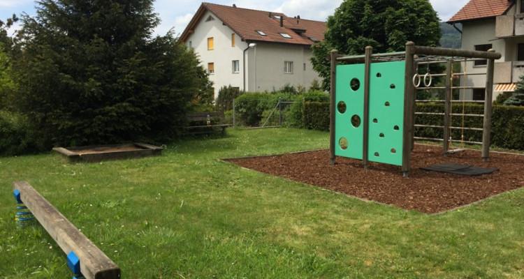 Sonnige 4.5-Zi.-Whg. mit Balkon und Spielplatz image 11