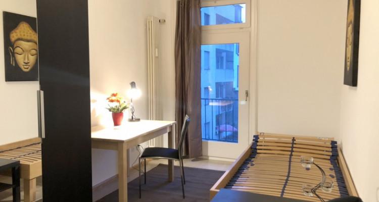 Möbliertes WG-Zimmer mit Balkon im 2. OG image 1